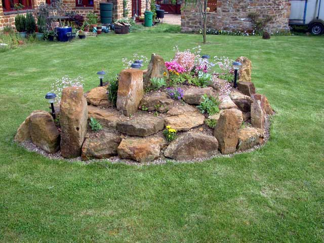 Garden How to make a small garden